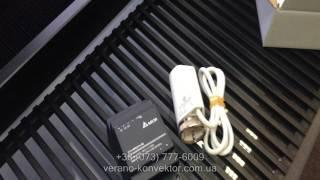 Обзор внутрипольного конвектора Verano VKN 5 Turbo