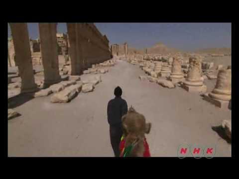 Site of Palmyra (UNESCO/NHK)