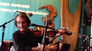 """Saute Crapaud"" - Doug Kershaw & Steve Riley"