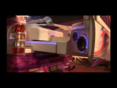 """Modifikasi Mobil Ford Ranger Konsep """"Mini Trucking"""""""