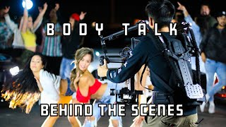 Behind the Scenes - Tanner Howe - Body Talk | Joseph Films
