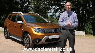All-New 2018 Dacia Duster Review
