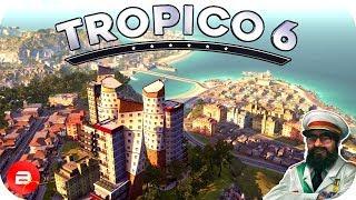 El Prez Strikes GOLD in Tropico 6!!! (Tropico 6 Full Release Gameplay)