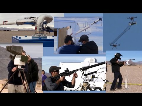 US. Military Drone Detection and Take-down Challenge