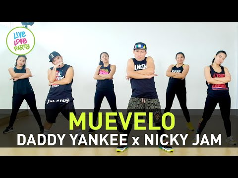 Muevelo by Daddy Yankee | Live Love Party™ Choreography by Winston | Zumba® | Dance Fitness