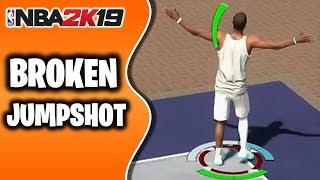 2K Players Say This Jumpshot is BROKEN | NBA 2K19 Best Jumpshot