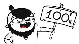 МАРМАЖ: 100К НА КАНАЛЕ И ОТВЕТЫ НА ВОПРОСЫ (анимация)