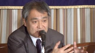 「私は捏造記者ではない」慰安婦報道の元朝日新聞記者が会見