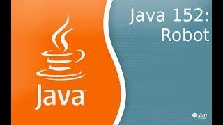 Урок Java 152: Robot