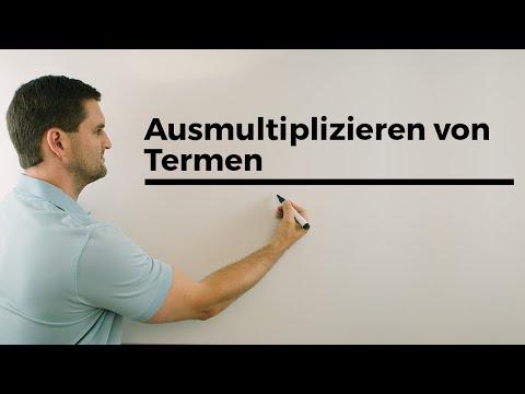 Teilweises/Partielles Wurzelziehen, mit Buchstaben, Radizieren | Mathe by Daniel Jung from YouTube · Duration:  5 minutes 25 seconds