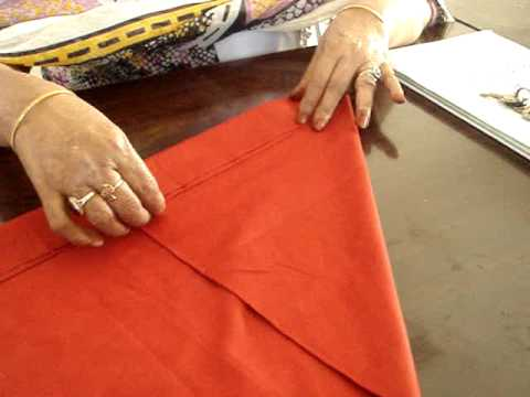 Dhoti Shalwar Techique Part 2
