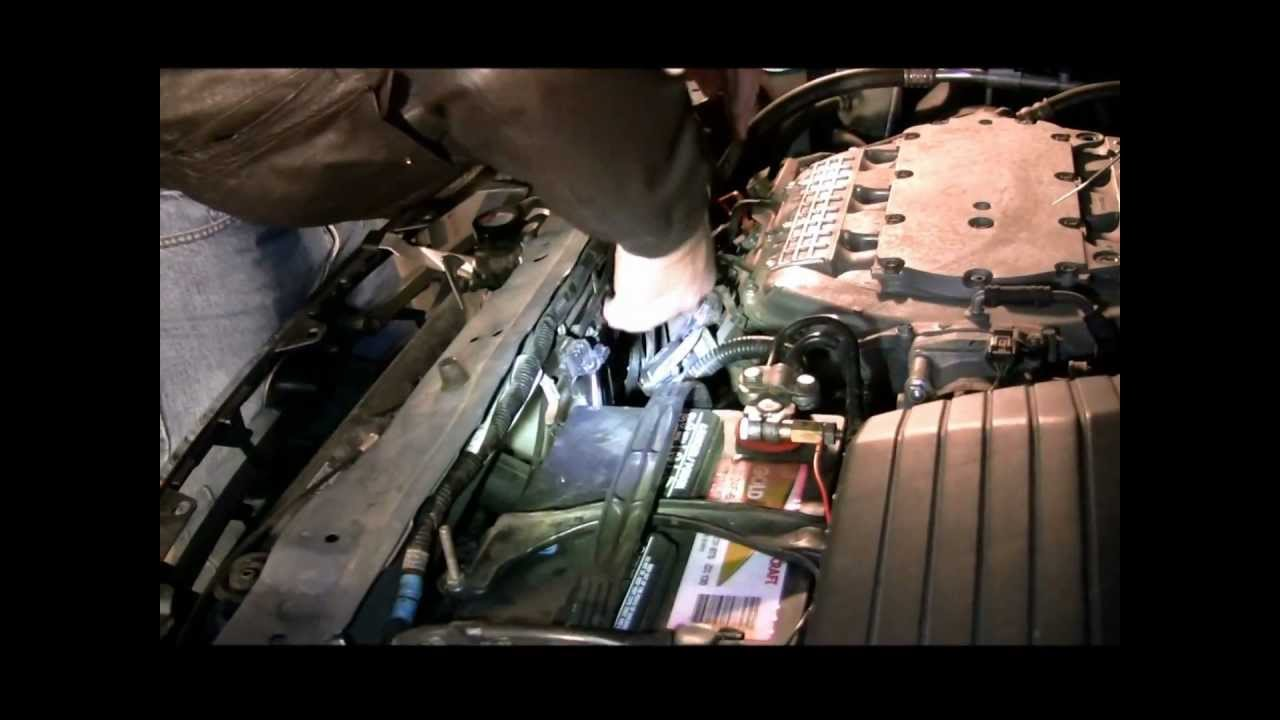 2005 2010 honda odyssey spark plug and coil replacement how to youtube. Black Bedroom Furniture Sets. Home Design Ideas
