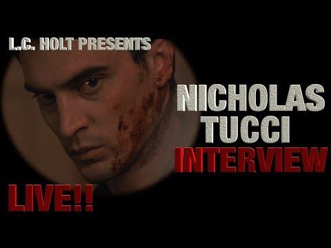 Nicholas Tucci Interview
