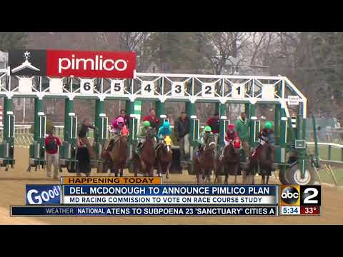 Maryland Racing Authority set to vote on funding Pimlico race course study