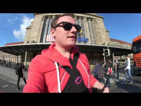 LEIPZIG - Völkerschlachtdenkmal & Rückreise! #06 - Urlaubs-VLOG! :)