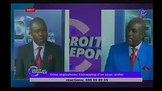 DROIT DE REPONSE DU 18 FEVRIER 2018 EQUINOXE TV