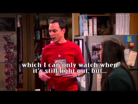 the big bang theory sub english