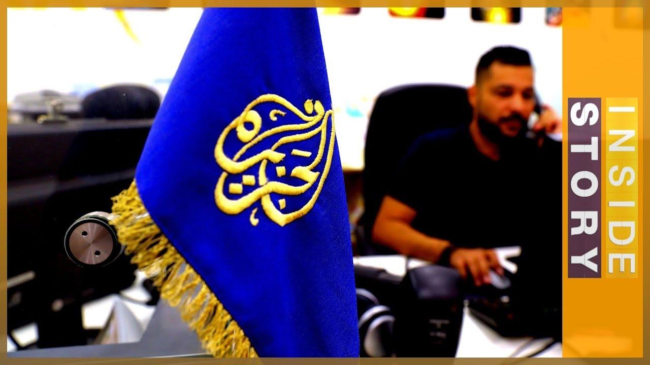 What is behind the campaign against Al Jazeera?