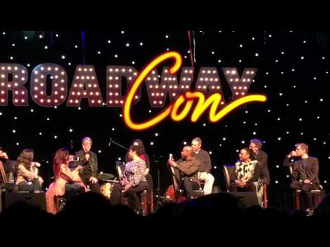 BroadwayCon 2016 10,514,880 Minutes: How Do You Measure 20 Years of Rent? Part 1
