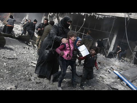 Syrie : carnage à la Ghouta orientale, l'ONU réclame l'arrêt des bombardements