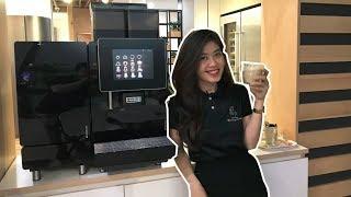 Máy pha cà phê hạt Fanke cho gia đình - Đẳng cấp vượt trội
