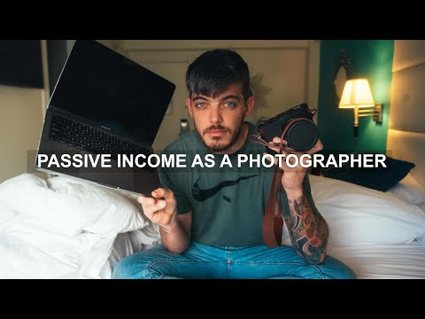 How I Made an Extra $35k Last Year: Passive Income as a Photographer