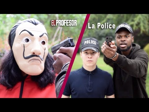 EL PROFESOR VS LA POLICE / JUNIOR TV
