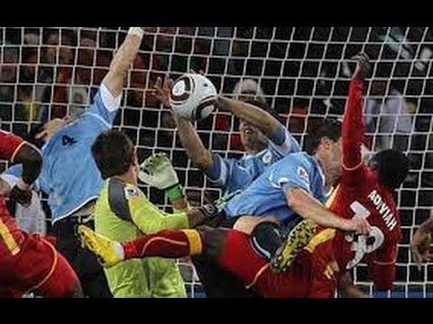 Soccer Shorts - Hand of God 2 (Luis Suárez) Against Ghana 2010