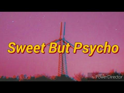 sweet-but-psycho(lyrics-video)-ava-max