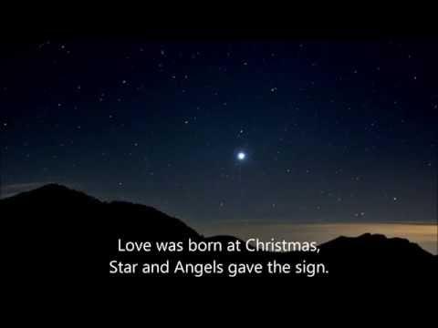 Christmastide (Love came down at Christmas) by Jens Klimek