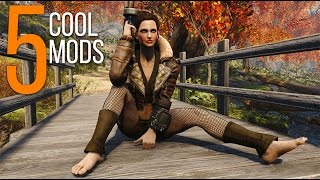 5 Cool Mods - Episode 35 - Fallout 4 Mods (PC/Xbox One)