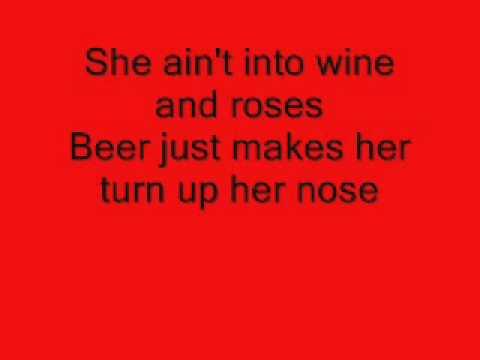 whiskey girl lyrics