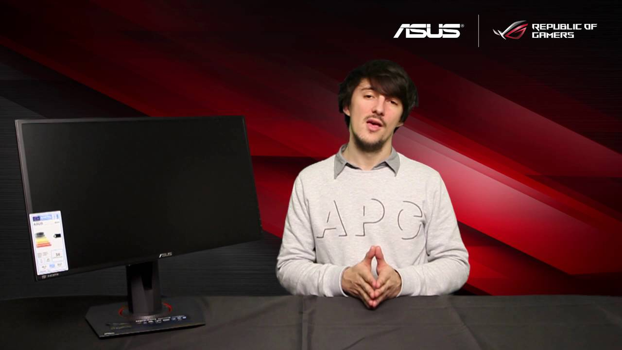 Asus' FPS-counting gaming monitors help you be a smooth