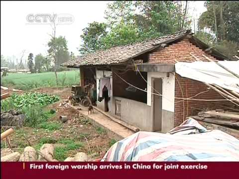 Lushan County: One year after devastating earthquake