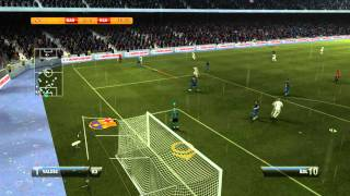 FIFA 12 - Be a Goalkeeper match PC HD