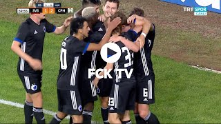 Highlights: Sivasspor 1-2 FCK