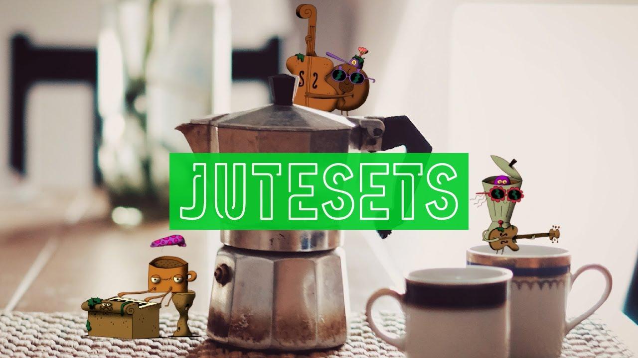 JUTESETS - 'Magic Vine' M/V - 2nd Album Release 'Space Forest'