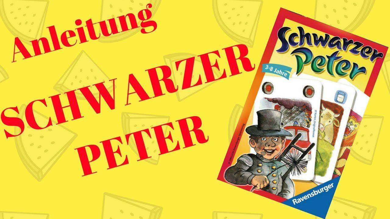 Schwarzer Peter Anleitung