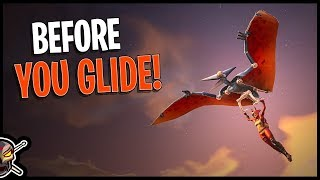 Pterodactyl Glider | Before You Buy/Glide - Fortnite