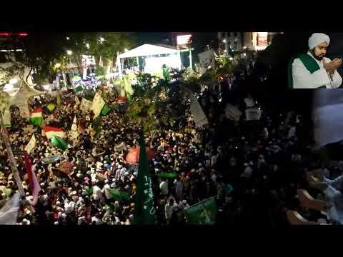 Habib Syekh - Surabaya Bershalawat Ke-6 . Di Tugu Pahlawan