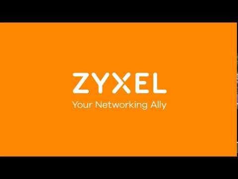 Zyxel P-1302-T10D v3 N300 Wireless ADSL2+ Modem/Router DSL and Wireless Setup