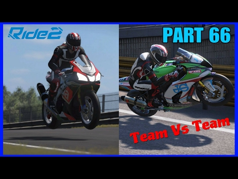 RIDE 2 PS4 PRO gameplay Part 66 | TEAM VS TEAM FINALE! | #RIDE2