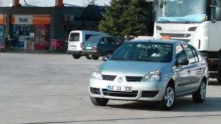 2007 Renault Clio Symbol 1.4 Authentique Detaylı inceleme / Details Examination