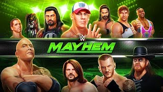 (WWE Mayhem) About To Lay The SmackDown On Your Candy A**