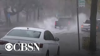 Severe weather threatens millions across the nation
