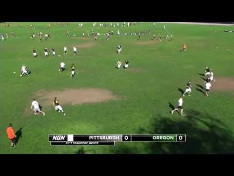 University of Oregon vs University of Pittsburgh - 2012 Stanford Invite - Final (M)