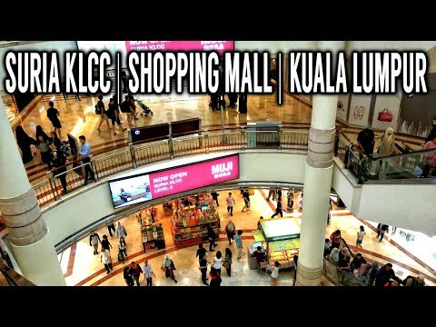 Suria KLCC   Inside Shopping Mall   Kuala Lumpur   Malaysia