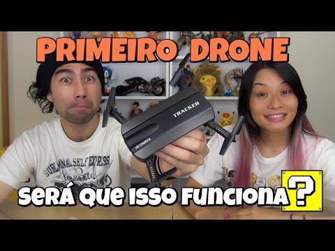 DRONE DE BOLSO - Será Que Isso Funciona?