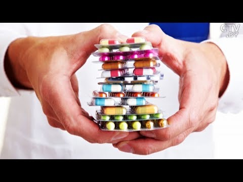 Без рецепта: Минздрав Беларуси предложил новый список лекарств