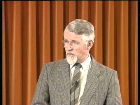 David Pawson - Hebrews [1] - Unlocking the bible